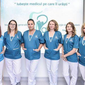 Paris Dental Clinic Cluj, echipa