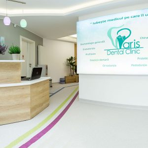 Paris Dental Clinic, cabinet stomatologic Cluj, clinica stomatologica Cluj