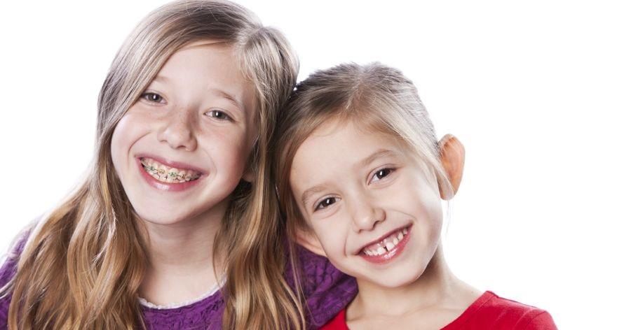 aparate ortoontice la copii, ortodontie Paris Dental Clinic