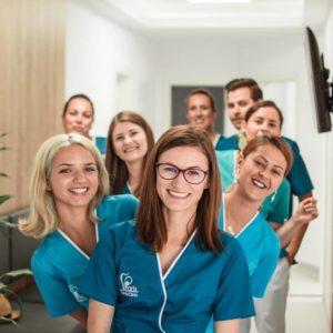 Paris Dental Clinic Cluj - Echipa